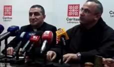 الأب عبود تسلم رئاسة كاريتاس: سنعمل ما في وسعنا لنلبي النداء