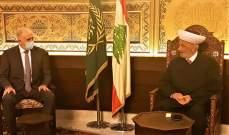 فهمي من دار الفتوى: للتقيد بالإجراءات التي تتخذها وزارة الداخلية