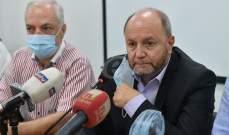 الأسمر: لتشكيل حكومة قادرة على انقاذ الوضع المعيشي فالامور اصبحت على شفير الانفجار