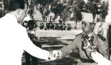 الرئيس عون:الإستشهاد يرفع الإنسان لمستوى القداسة وننحني أمام شهداء جيشنا
