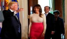 ميلانيا ترامب لا تعير اهتماما بالفضائح الجنسية المثارة حول الرئيس