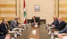 الحريري ترأس اجتماعا لاستكمال بحث مشروع الموازنة