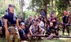جماعة أبو سياف تقطع رأس جندي متقاعد في الفلبين