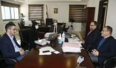 الوزير حسن ترأس إجتماعًا تحضيريًا للمرحلة الثانية من عودة المغتربين