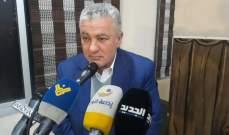 محمد نصرالله: لدينا تحديات داخلية واليوم أمسكنا بالمفتاح من خلال تشكيل الحكومة