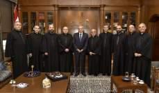 بري: لبنان لا يقوم الا بجهود كل اللبنانيين مقيمين ومغتربين