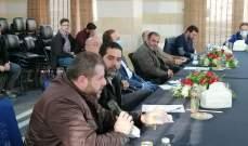 """""""حزب الله"""" نظم ورشة صحية متخصصة حول فيروس كورونا في الغازية"""