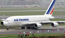 طائرة فرنسية تهبط اضطراريا في مطار صوفيا بسبب سلوك أحد الركاب