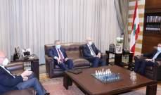 لقاء بين السنيورة وميقاتي والحريري وسلام في بيت الوسط وعرض للمستجدات