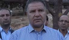فياض ترأس وفدا لبحث ملف اشتراكات المياه مع مدير عام مصلحة مياه لبنان الجنوبي