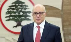 أبو سليمان:قدمنا الاستقالة لعدم ثقتنا بأن الحكومة تستطيع حل أزمة البلاد