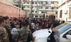 النشرة: الجيش وزع 3000 حصة غذائية على عدد من العائلات في مدينة طرابلس