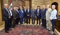 بري: الاغتراب اللبناني نعمة وطنية واقتصادية وهو الاحتياط الانساني والاستراتيجي