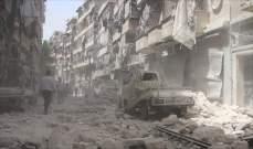 مشروع وطني للاستفادة من جميع أنواع الأنقاض في حلب وتوفير مليارات الليرات