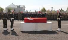 مقتل جندي تركي باشتباكات مع حزب العمال الكردستاني شرقي البلاد