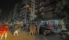 الميادين: إصابة 3 عسكريين في كل من البداوي والميناء