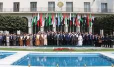 وزراء الزراعة والمياه العرب اتفقوا على تنسيق مواجهة تداعيات ندرة المياه وتغير المناخ