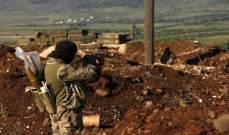 بدء تنفيذ اتفاق دوما الذي يقضي بخروج جيش الاسلام لمدينة جرابلس الحدودية مع تركيا