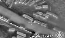 سانا: تدمير صهاريج ومراكز لتكرير وتهريب النفط السوري إلى تركيا