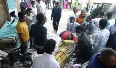 64 قتيلا و180 جريحا في الضربة الجوية على سوق في تيغراي بإثيوبيا