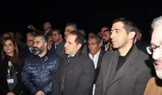 التجديد لسامي الجميل لرئاسة حزب
