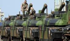 5.5 في المئة نسبة زيادة تجارة السلاح عالميا والسعودية المستورد الأول للأسلحة