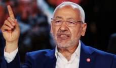 رئيس حركة النهضة التونسية حذّر من انتخاب حزب القروي بالبرلمان تفاديا لتصادم