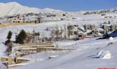 قوى الأمن: الطرقات المؤدية لمراكز التزلج بكفردبيان سالكة للسيارات ذات الدفع الرباعي