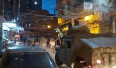 انتشار لوحدات من الجيش في احياء طرابلس لمنع التجمعات