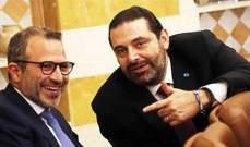 مرجع للجمهورية: الصعوبات بالملف الحكومي محصورة بين الحريري وباسيل