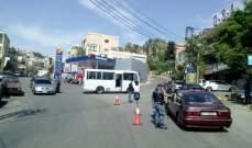 قوى الأمن استكملت عزل بلدة شحيم من خلال الإجراءات الوقائية