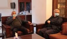 سعد وغريب: لتشكيل أوسع ائتلاف من قوى التغيير لفرض المشروع الوطني الإنقاذي