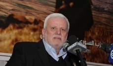 أبو العردات: قرار وزير العمل يظلم اللاجئ الفلسطيني لأنَّه يعامله كأجن