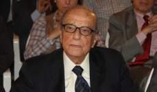النشرة: لا صحة للأخبار المتداولة عن وفاة النائب السابق بيار دكاش وهو بصحة جيدة