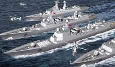 سفن حربية روسية تجرى مناورات في البحر الأسود تزامنا مع مناورات الناتو