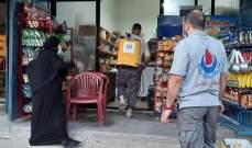 الهيئة الصحية الإسلامية واصلت نشاطها لمكافحة كورونا في صيدا والجوار