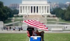 وفاة ثلاثة أشخاص في الولايات المتحدة بسبب موجة الحر