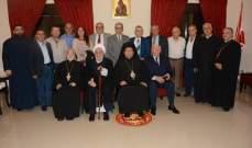 رئيس اساقفة طرابلس للكاثوليك: شهداء الجيش وقوى الامن شهداء كل لبنان ودمهم لن يذهب هدرا