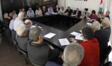 لقاء الجمهورية: لضرورة الالتفات إلى الأخطار القادمة على المنطقة