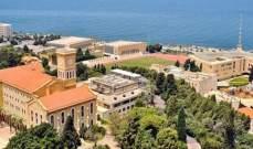 جامعة الـ AUB تقفل أبوابها غداَ نظرا للظروف الراهنة