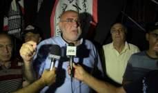 حمدان: شهداء المرابطون كانوا الشرارة التي فجرت المقاومة في بيروت