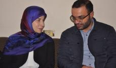 وزير الثقافة محمد داوود واصل استقبال المهنئين بتوليه الوزارة