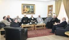 الشيخ عبدالله: نهنأ الحزب القومي على شهدائه في سوريا