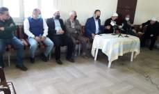 رئيس بلدية حاصبيا: نسبة المساعدات المقررة للمنطقة لا تتعدى الـ2 بالمئة