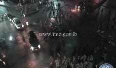 الجيش يعيد فتح طريق الشيفروليه ويعمل على إزالة العوائق
