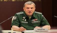 نائب رئيس الوزراء الروسي : سنرسل 100 ألف طن من الحبوب إلى سوريا