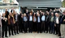 لقاء تضامني لبناني - فلسطيني في صيدا دعما لحقوق الشعب الفلسطيني