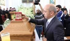 الرئيس عون منح المهندس أبي نادر وسام الإستحقاق الفضي في يوم وداعه