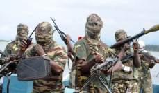 سكاي نيوز: مسلحون يحتجزون مئات المدنيين رهائن في نيجيريا