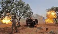 المرصد السوري: الفصائل الجهادية استهدفت تجمعات قوات النظام السوري بريف إدلب